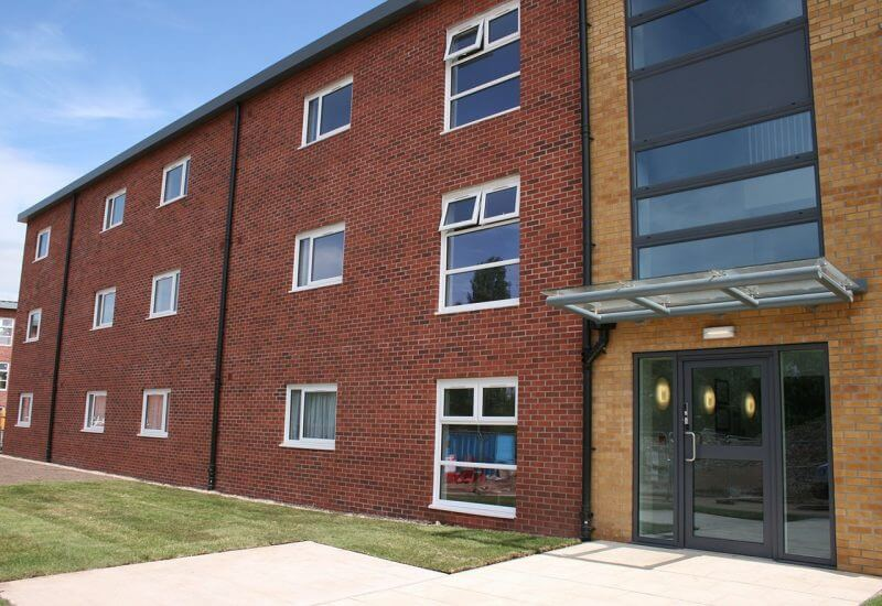 Army of Bostik products specified for Beacon Barracks redevelopment