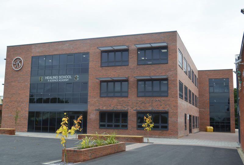 Bostik the complete solution for Lincolnshire Flooring in Healing School project