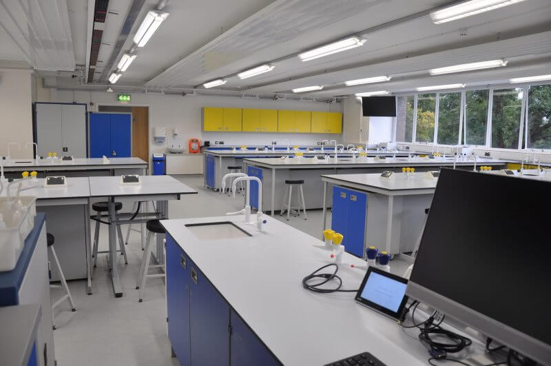 Bostik provides the right formula for Swansea University chemistry labs