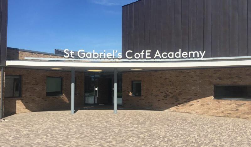 St Gabriel's CofE exterior