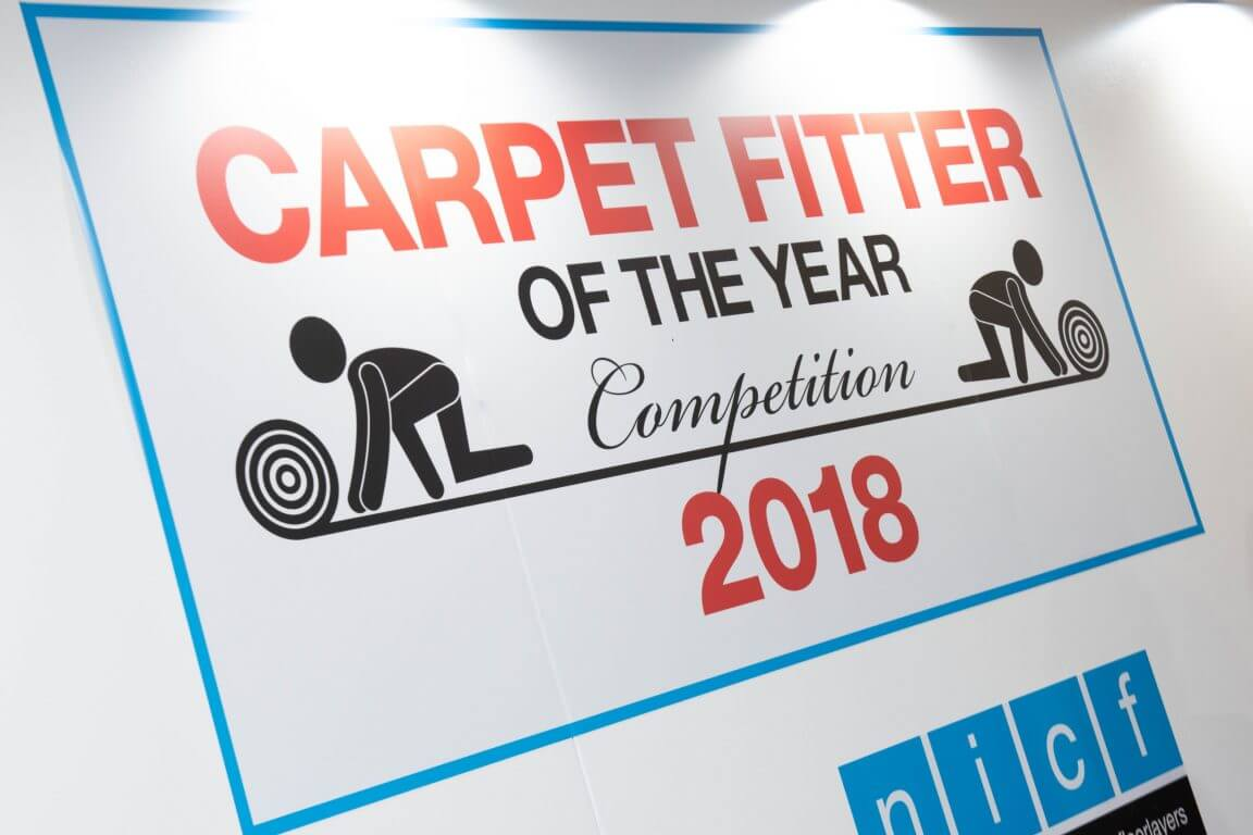 Carpet Fitter of the Year 2018