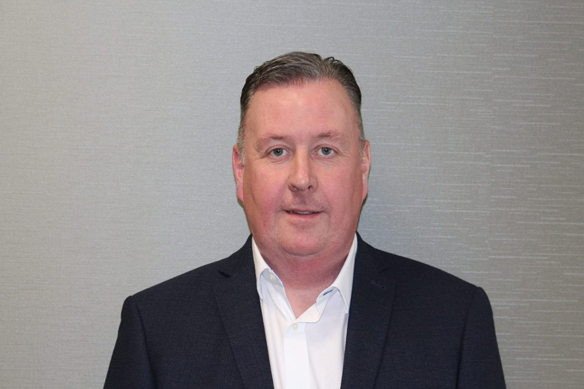 New Area Sales Manager for Scotland