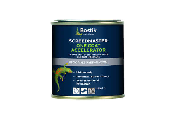 Screedmaster One Coat Accelerator