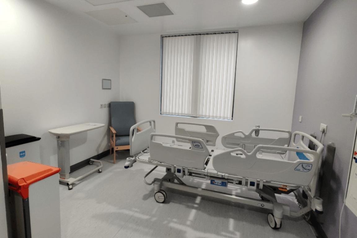 Bostik helps steer hospital project through COVID-19 lockdown