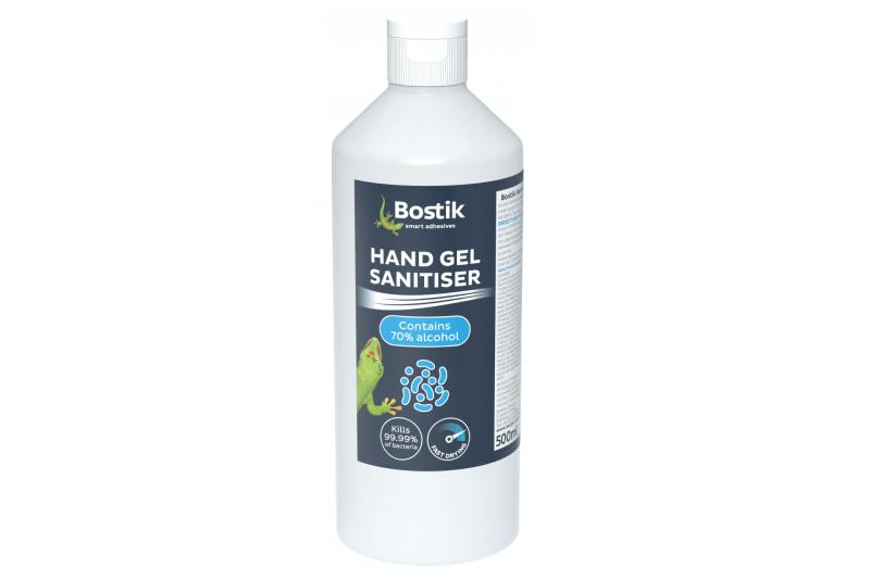 New hand gel added to sanitiser range