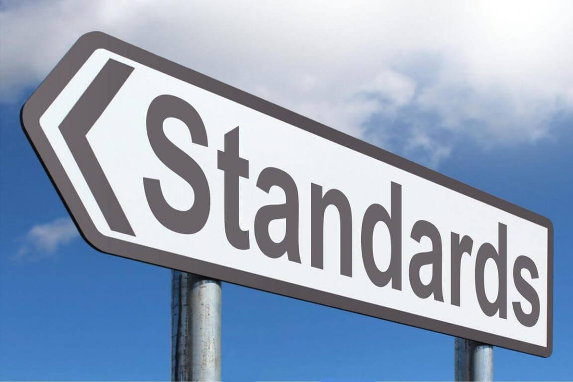 Standards are there to protect, not limit your success