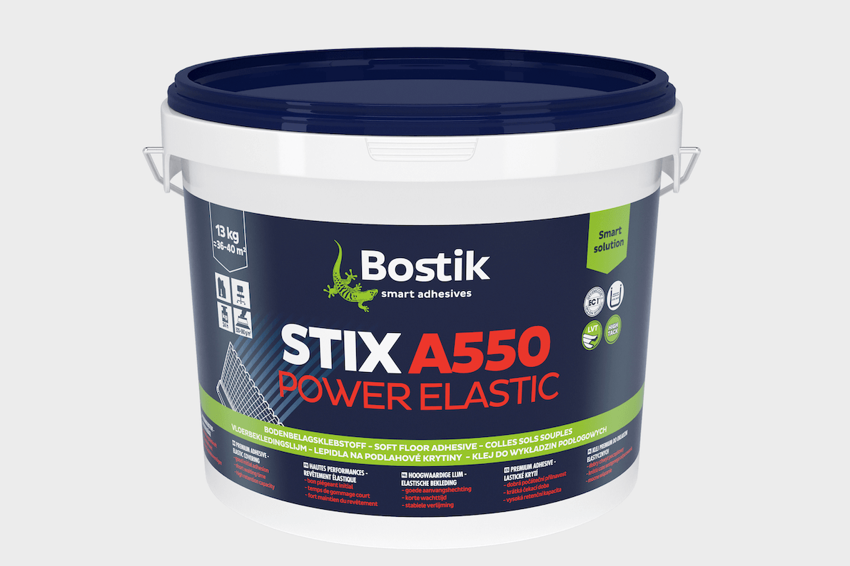 INTRODUCING STIX A550 POWER ELASTIC – our high temperature adhesive
