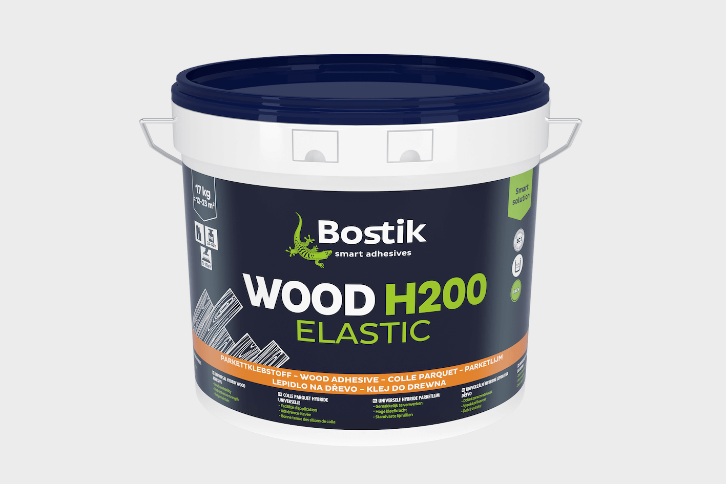 INTRODUCING WOOD H200 ELASTIC – our hybrid adhesive for wood flooring