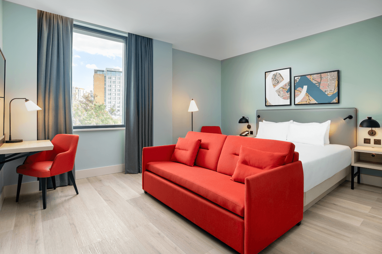 Bostik gives new hotel the five-star flooring service