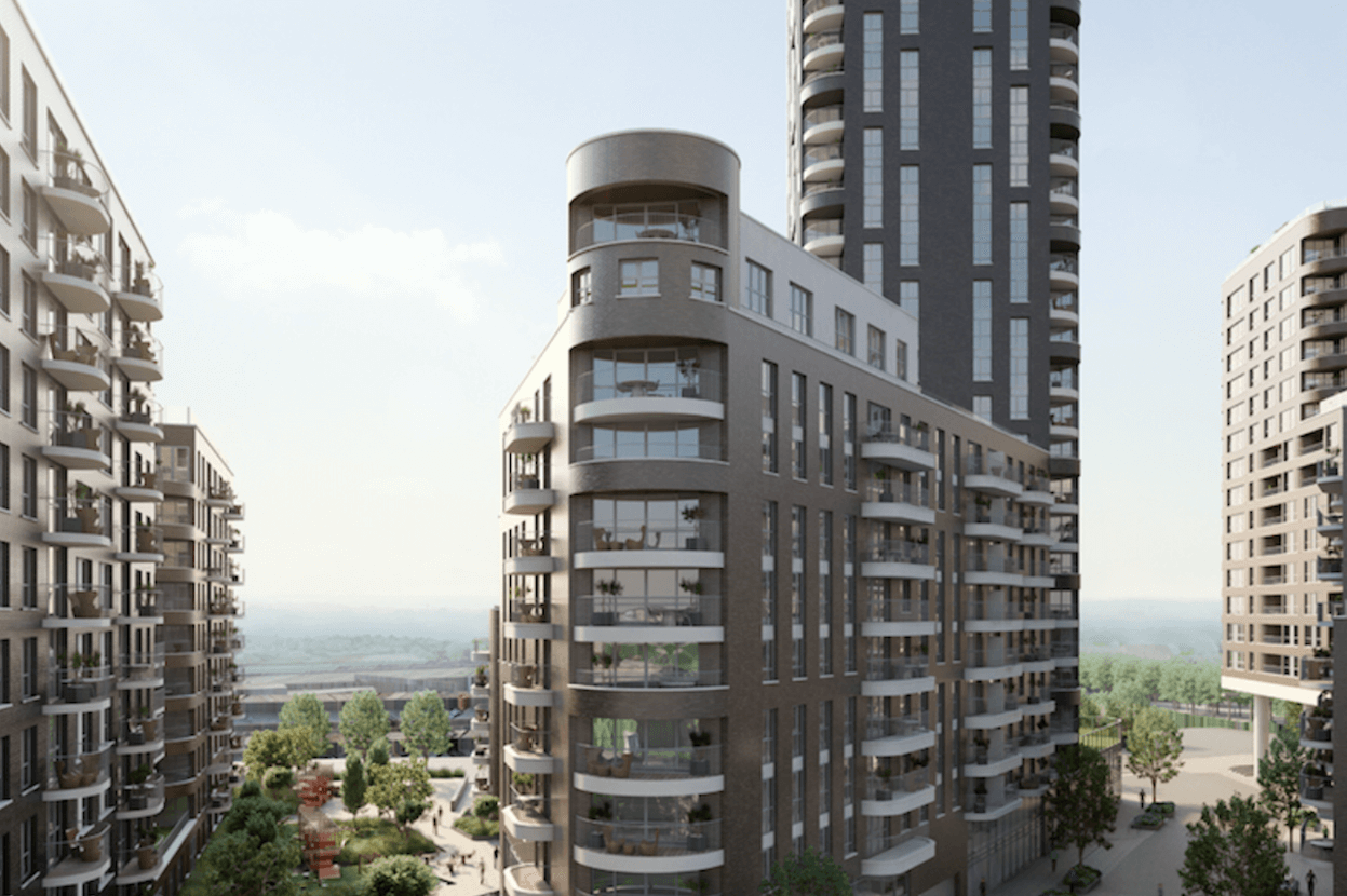 Bostik brings the flooring home on major residential project