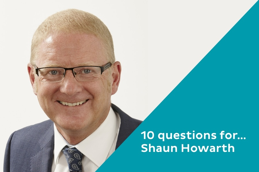 10 questions with Shaun Howarth, our National Technical Specification Manager